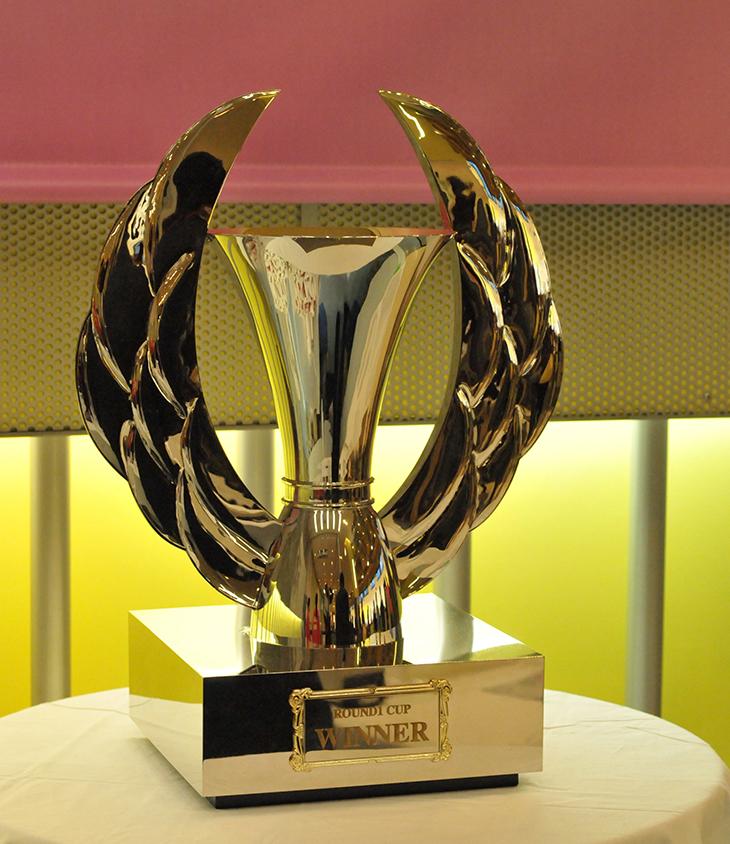 ラウンドワンカップ2013