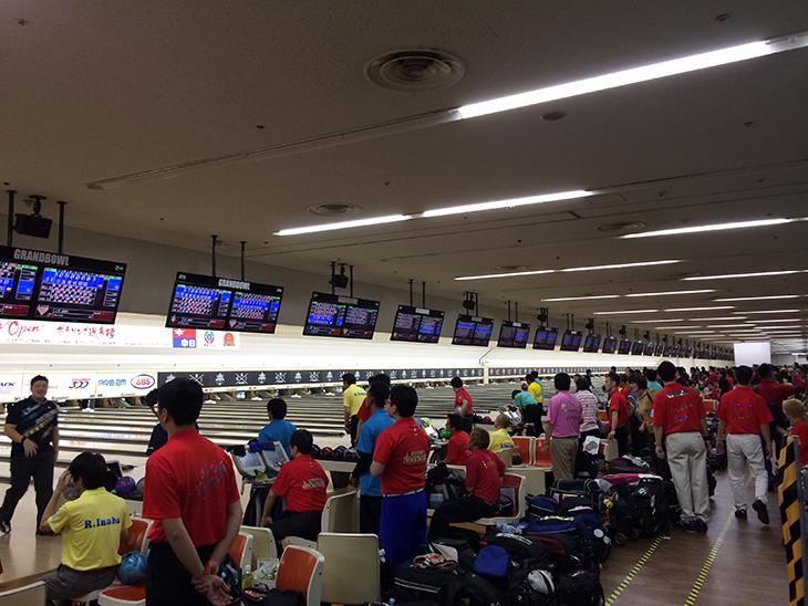 ジャパン・オープン2013 稲沢