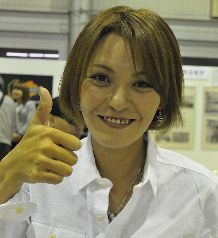 川口富美恵