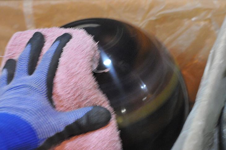 ボウリング プラグ ボール