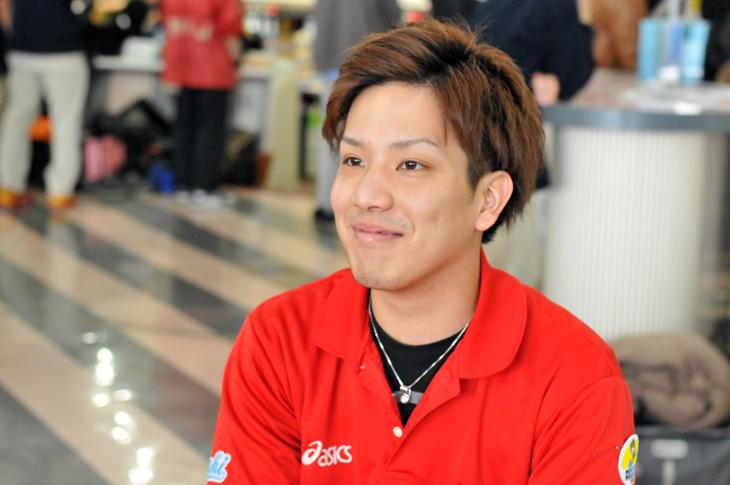 朝日大学 安里秀作 ナショナルチーム