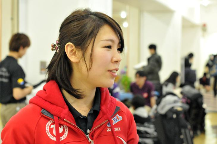 朝日大学 竹川ひかる ナショナルチーム
