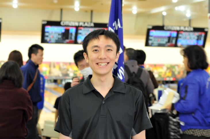 全日本大学個人ボウリング選手権 シチズンボウル 東京大学 ボウリング 大森遼
