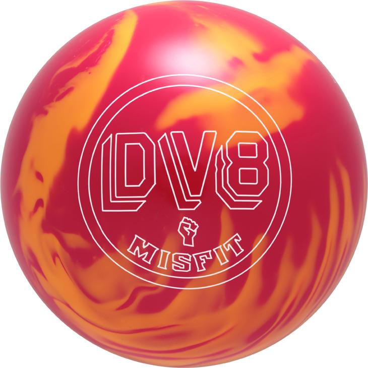 DV8 ミスフィット レッドオレンジ サンブリッジ