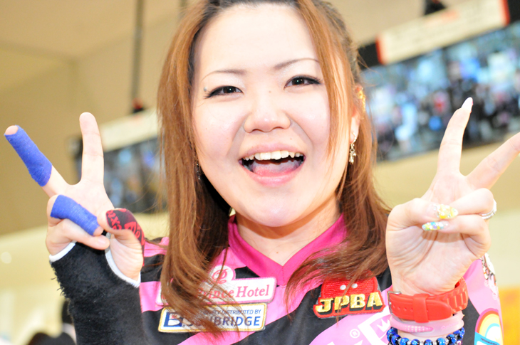 2014宮崎プロアマオープン  宮崎エースレーン 吉川朋絵 優勝