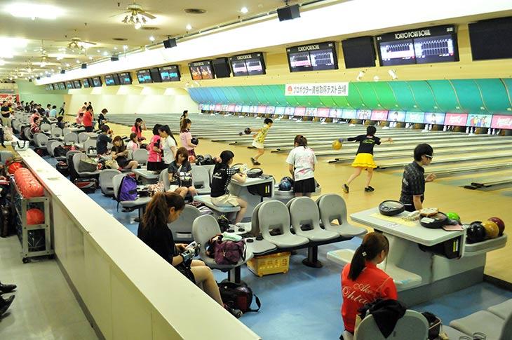 太田朱虹 東京ポートボウル 田町 第53回男子・47回女子プロボウラー資格取得テスト