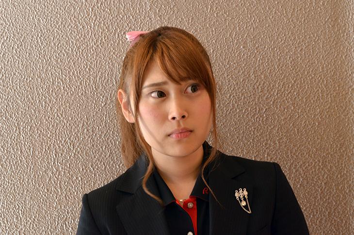 女子プロボウラー資格取得テスト 太田朱虹