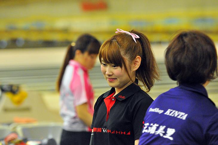 女子プロボウラー資格取得テスト