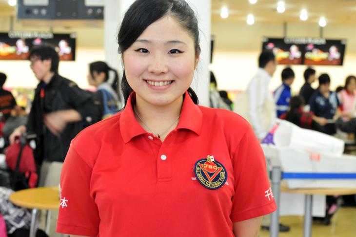 JBC 全日本ボウリング協会 向谷美咲