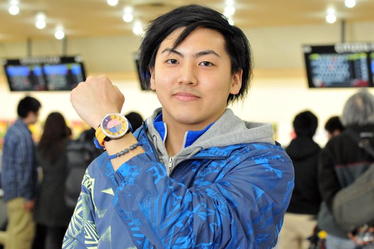 JBC 全日本ボウリング協会 新畑雄飛