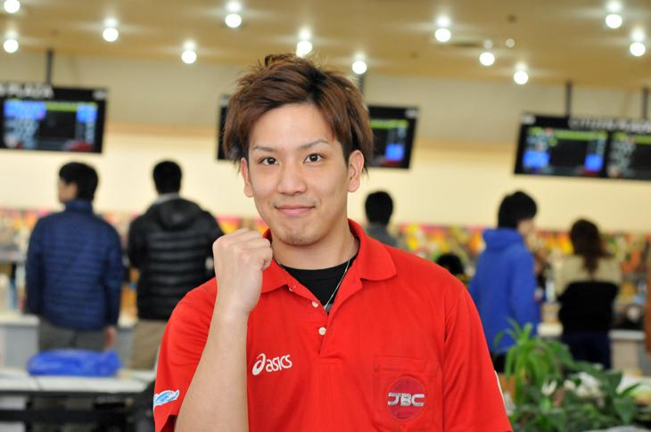 JBC 全日本ボウリング協会 安里秀策