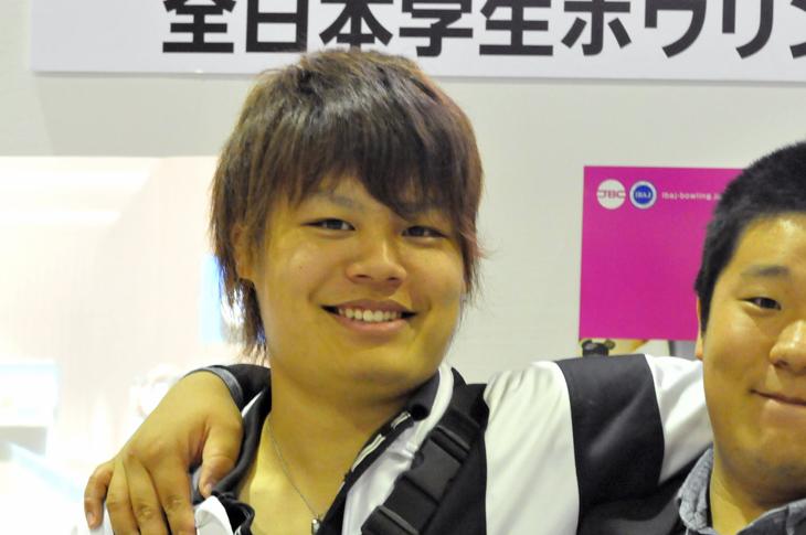JBC 全日本ボウリング協会 吉田健大