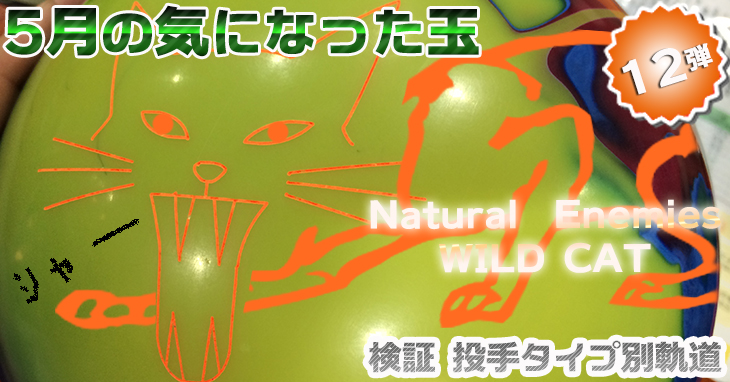 ABS Natural Enemies WILD CAT ワイルドキャット