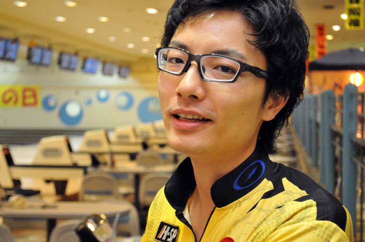 渡邉航明 四つ木イーグルボウル ジャパンカップ 準優勝