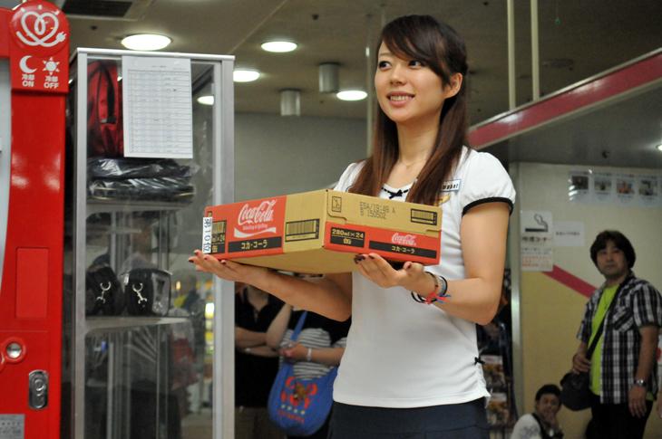 秋吉夕紀 表彰式 サウンドボウル 牛久店