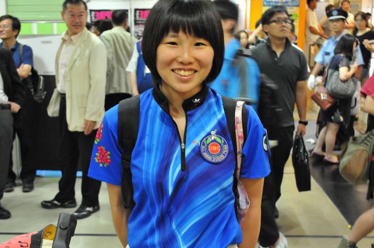 北村恵 東京 女子高生 ボウリング
