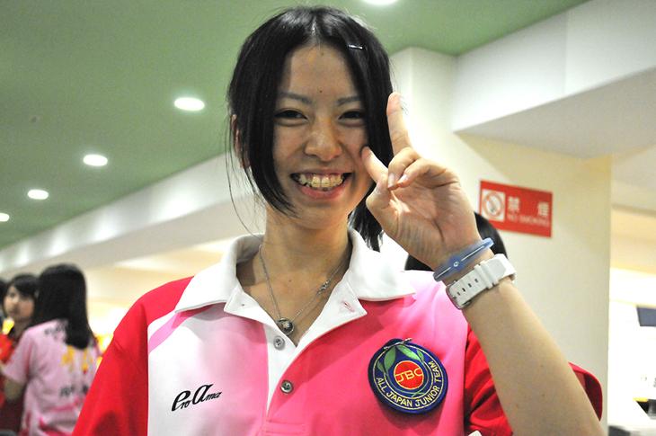 水谷夏樹 JBC 愛知 女子高生 ボウリング
