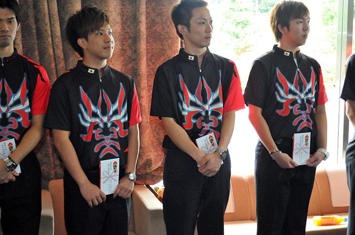 全国ボウリング公認競技場協議会 伊藤 博元 激励金 JBC ナショナルチーム