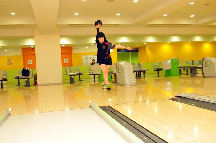 石本美来 岡山県 高校生 ボウリング