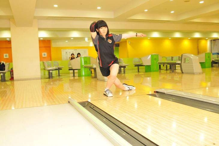 石本美来 コードブラック 高校生 ボウリング JBC