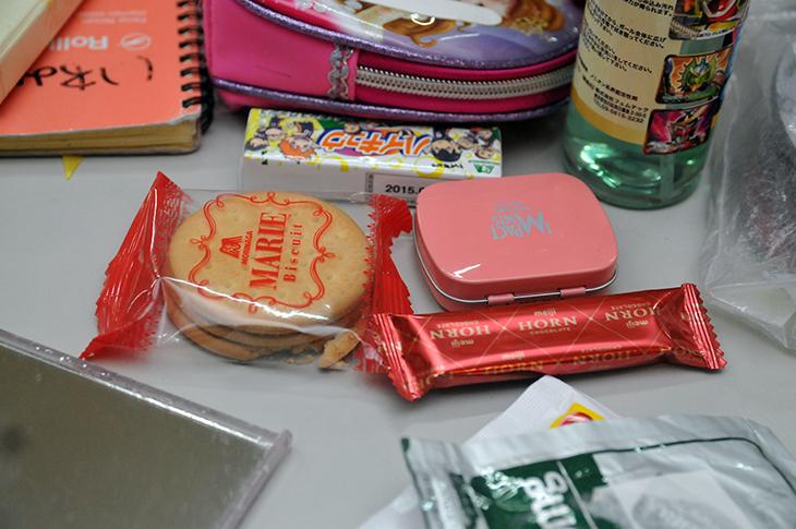 岩見彩乃 のいちゃん お菓子