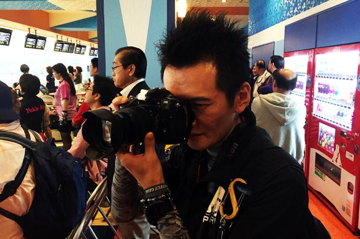 ラウンドワンレディース2014 写真撮影