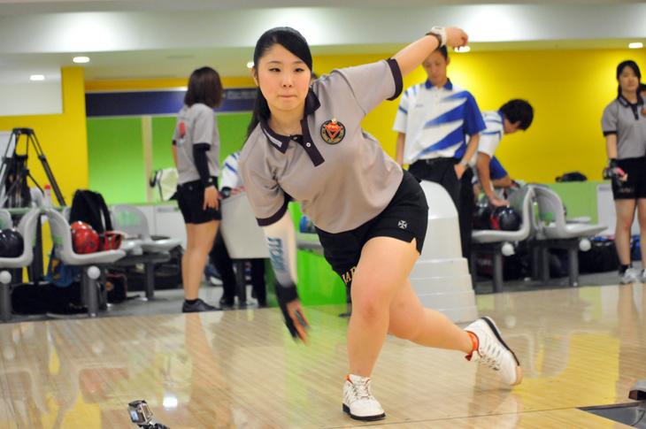 向谷美咲 板倉奈智美 JBC ナショナルチーム