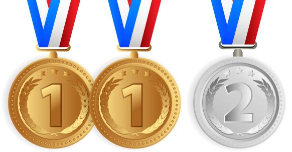 アジア大会 メダル