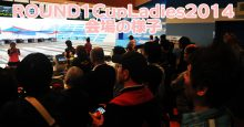 ROUND1CupLadies2014 大阪