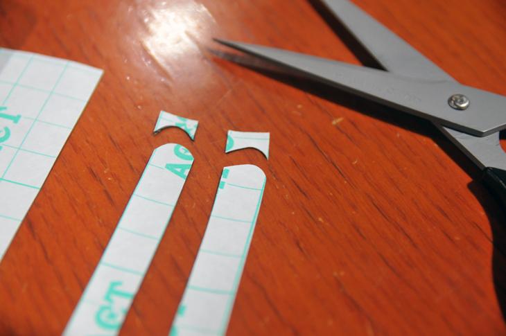 ターボスキン スキンテープ グリップテープ 貼り方 テーピング