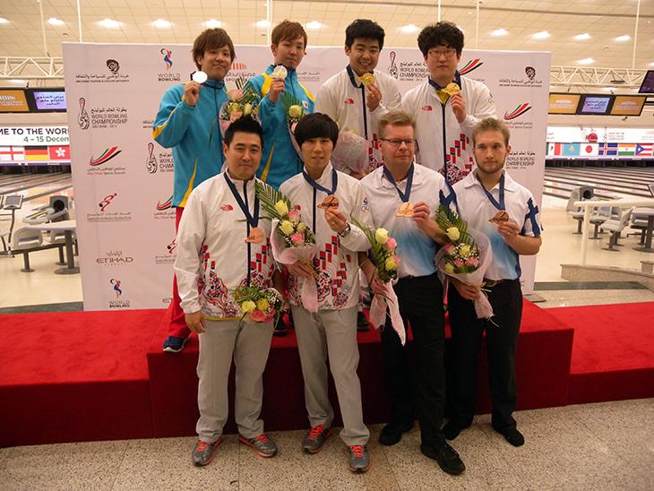 世界選手権 銀メダル