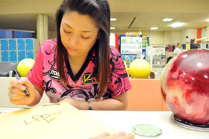 清水弘子 サイン