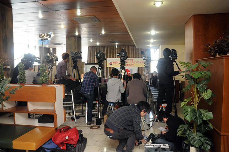 2020年東京オリンピック ボウリング 記者会見