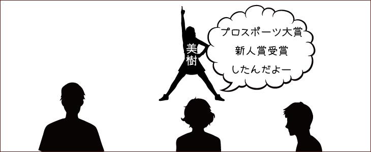 桑藤美樹 スポーツ大賞