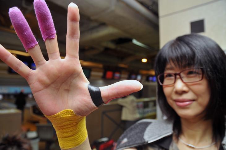 保護テープ 指 マメ タコ 防止