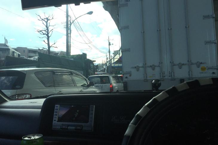芦川和義 渋滞