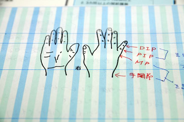 指の関節 特徴 ボウリング