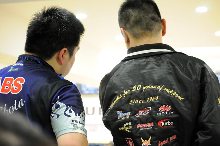 川添奨太 ABS 300クラブ トーナメント