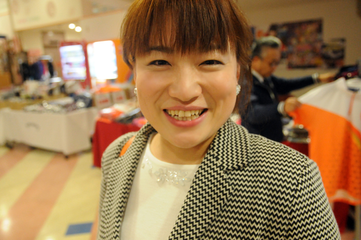 ボウリング 中谷優子