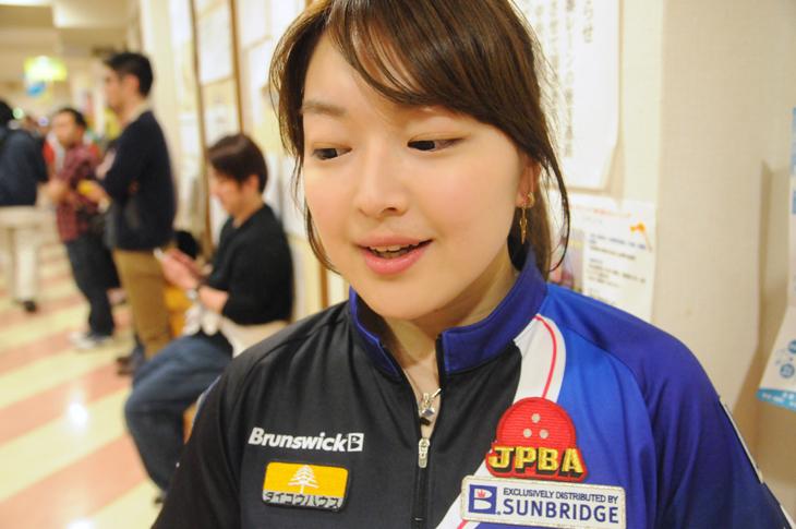 古田翔子 宮崎OP 2015