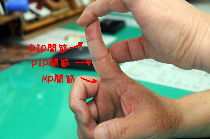 指の関節 動き ボウリング リスタイ
