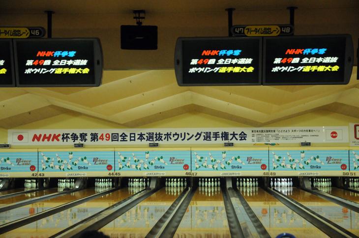 NHK杯争奪第49回全日本選抜ボウリング選手権大会