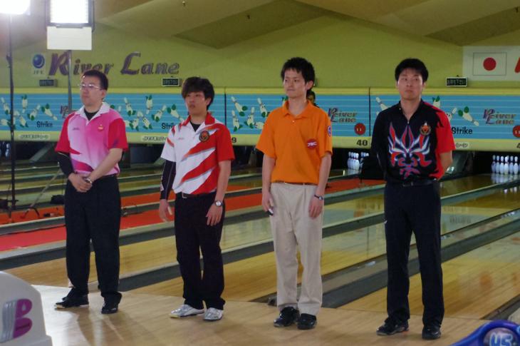 NHK杯 ボウリング