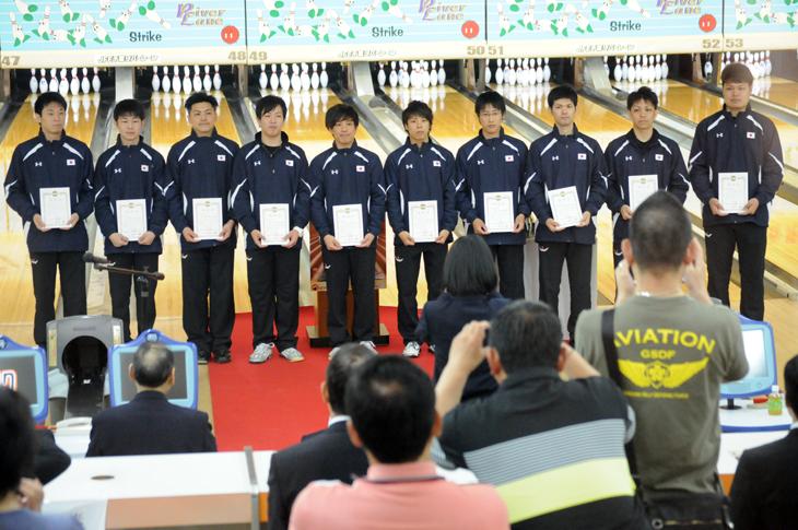 ボウリング ナショナルチーム