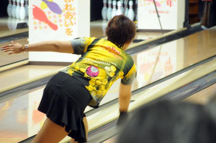 進博美 宮崎オープン 観戦