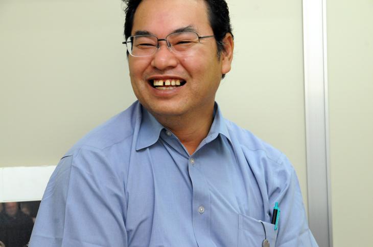 ハイスポーツ社 松谷