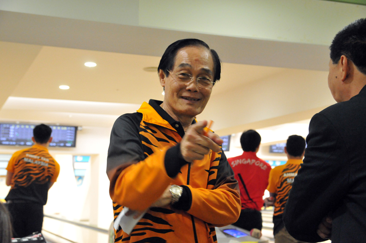 Malaysia bowling