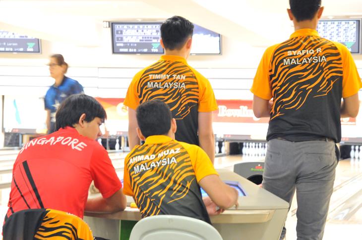 Malaysia bowling ボウリング マレーシア