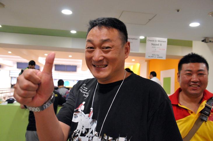 ボウリング 中国代表