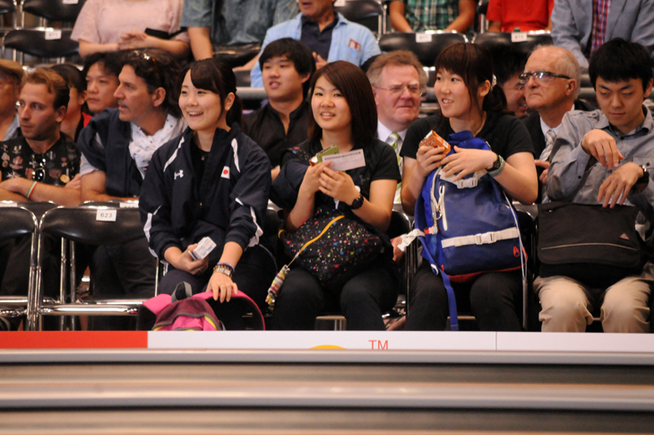 ナショナルチーム ボウリング